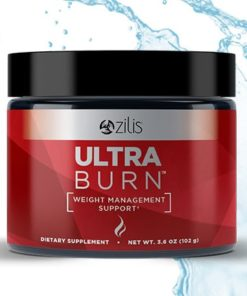 zilis ultra burn powder